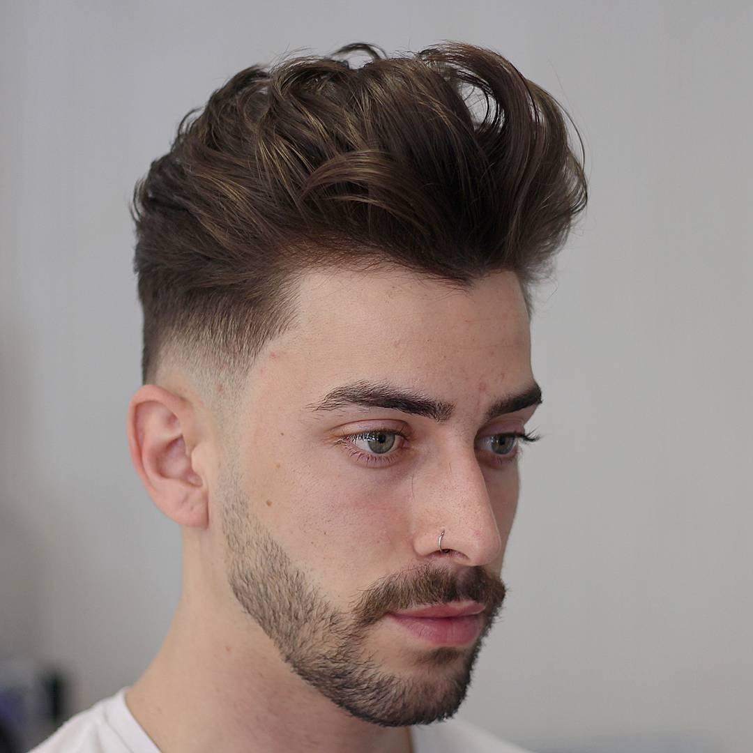 2017 Men S Hair Trend