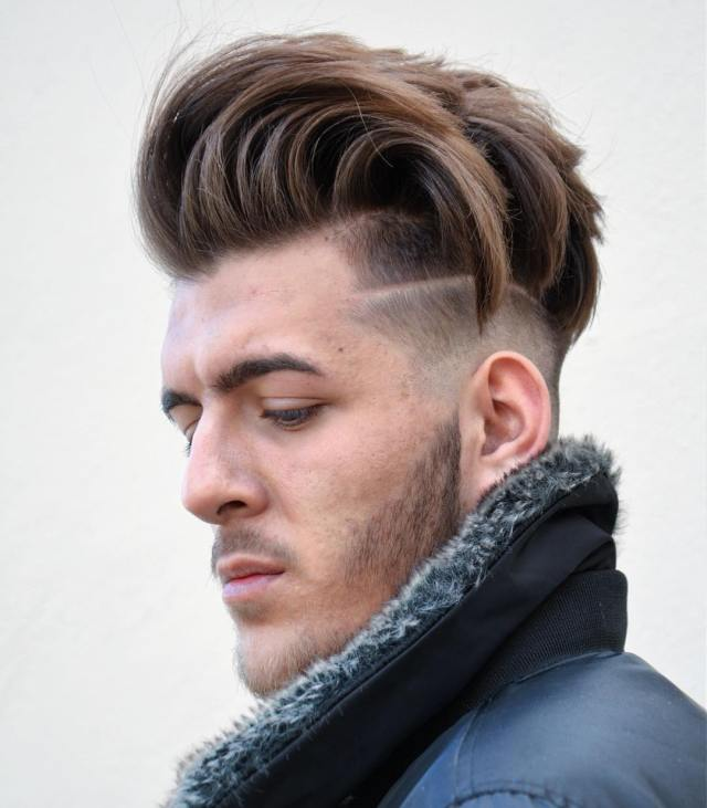 salon collage - hair and beauty salon   45 cool men's