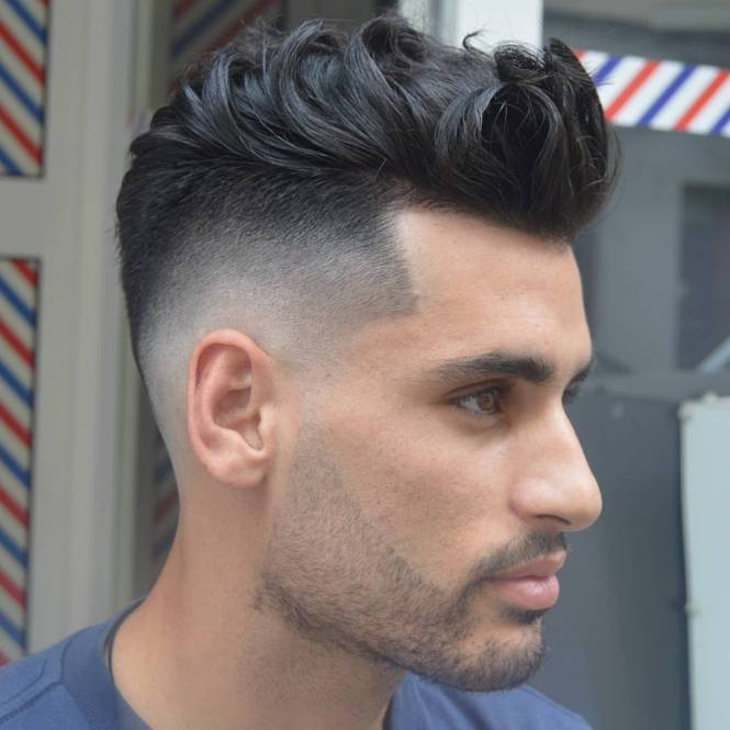 In Style Mens Hairstyles Haircut Styles For Men 10 Latest Mens Hairstyle Trends 2018 Business