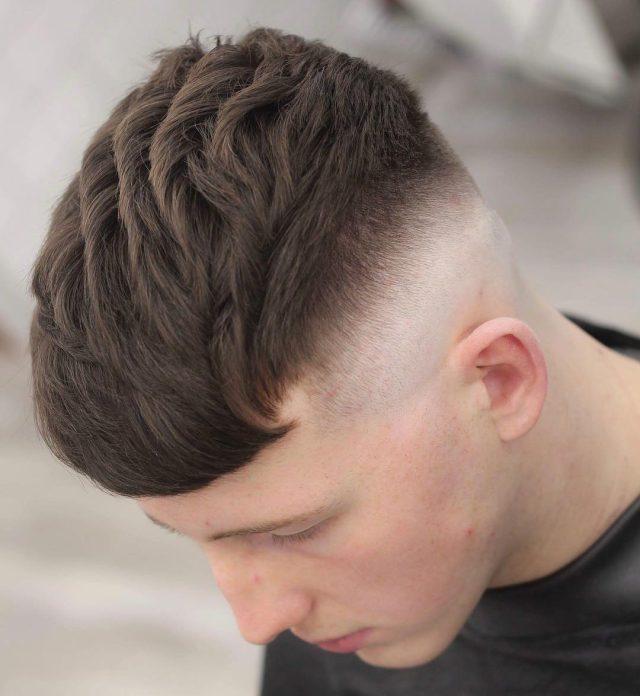 25 short hairstyles for men (best of list)