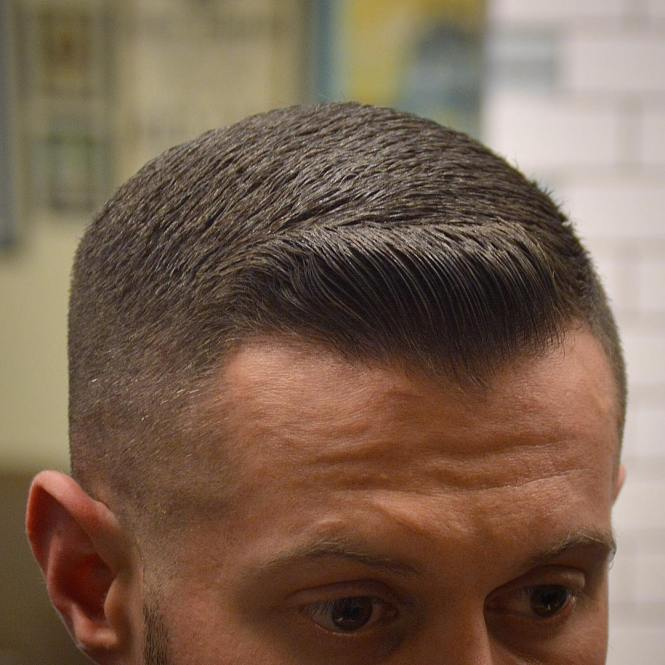 9 Long On Top High And Tight