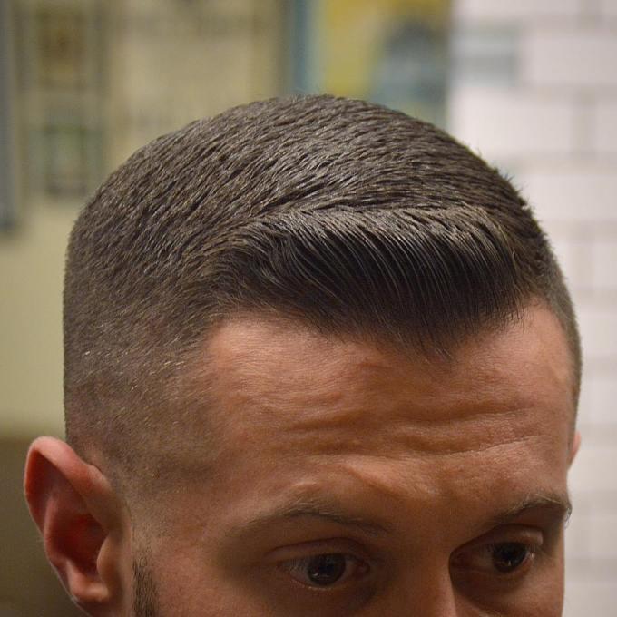 military haircuts
