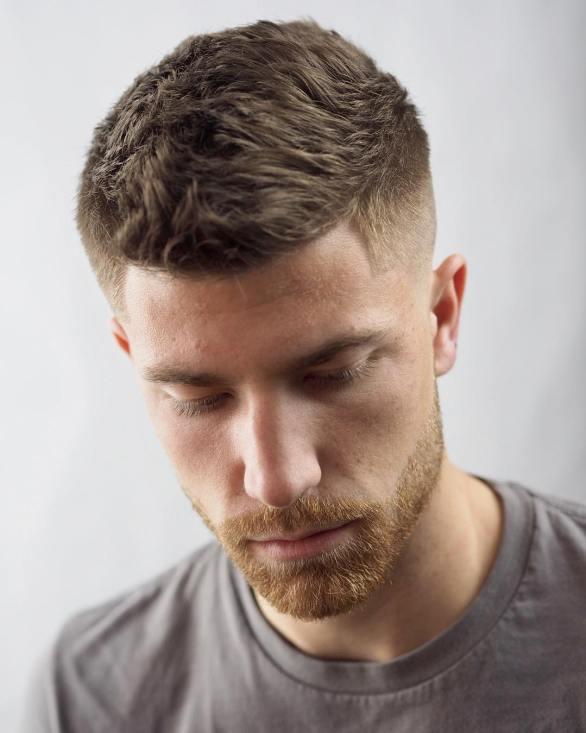 Popular Men's Short Haircuts