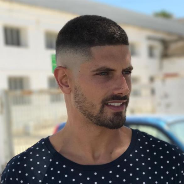 Really Short Men's Haircuts