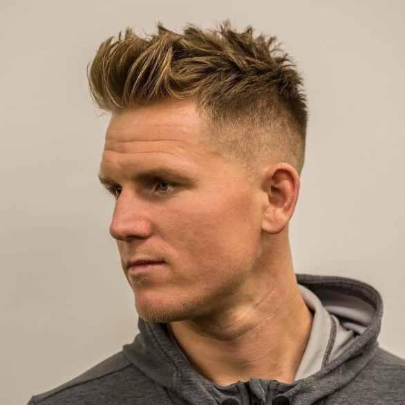 Men's Short Haircuts For Fine Hair