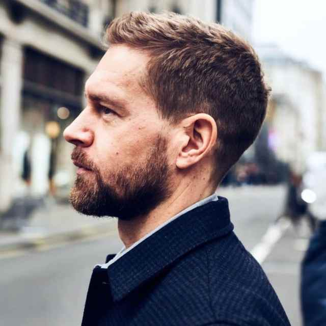 7 men's hairstyles for short hair