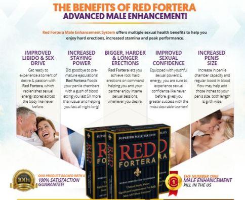 benefits of Red Fontera