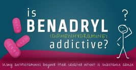 Is Benadryl addictive