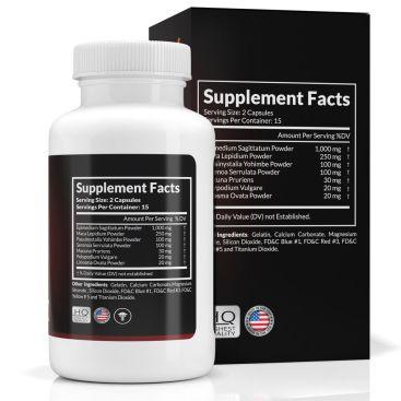 Erexatropin Ingredients
