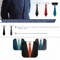 What Color Tie is Best for a Navy Blue Suit?