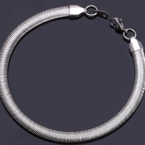 Mens Bracelet - Stainless Steel