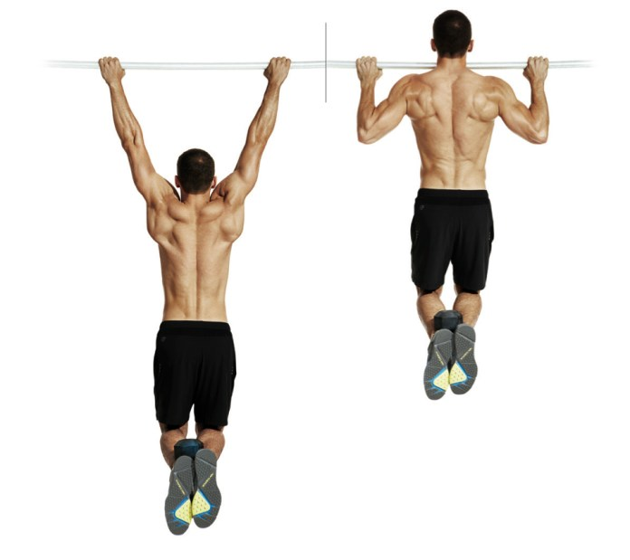The 30 Best Back Exercises of All Time - Weighted Pullup