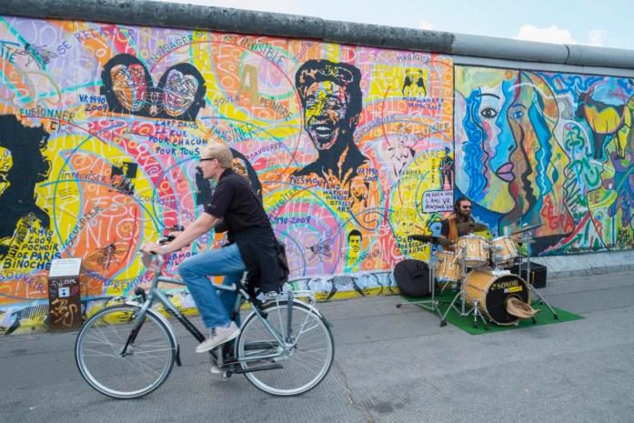Berlin Travel Guide: East Side Gallery