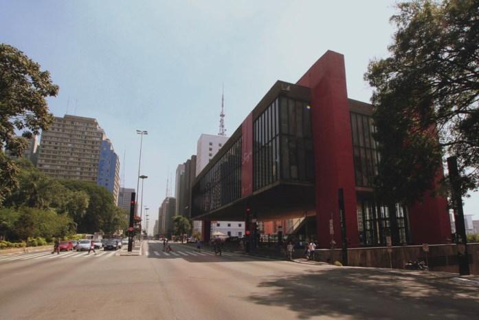 São Paulo Travel Guide: Art Museum of Sao Paulo