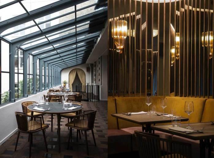 Alouette restaurant in Copenhagen