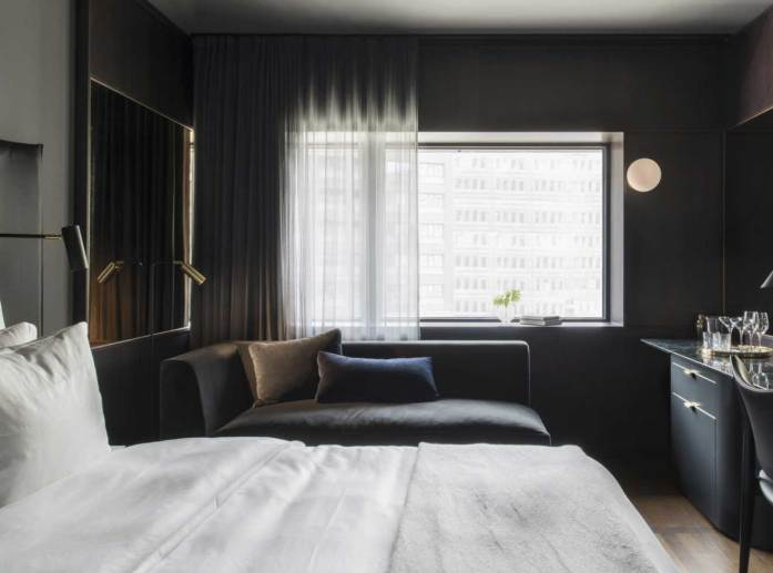 Hotel at Six in Stockholm