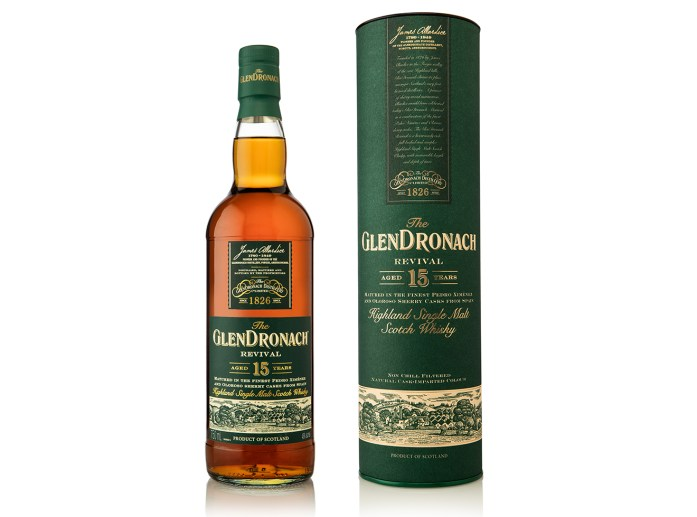 GlenDronach 15 Year Old