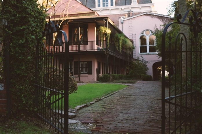 Battery Carriage House