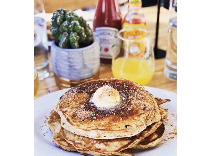 Daps pancakes in Charleston