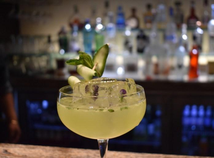 Qespi Bar cocktail