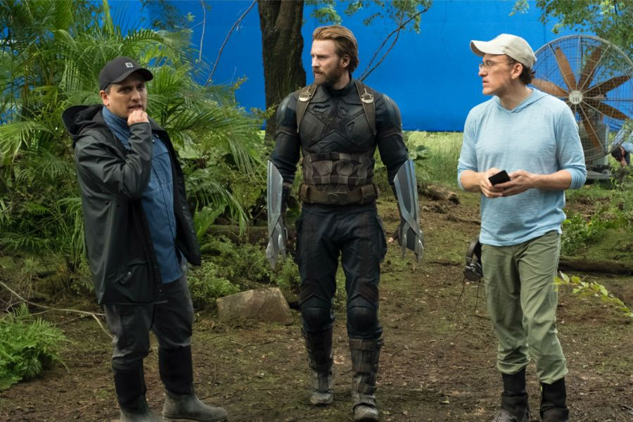 Russo Brothers and Chris Evans on Avengers 4