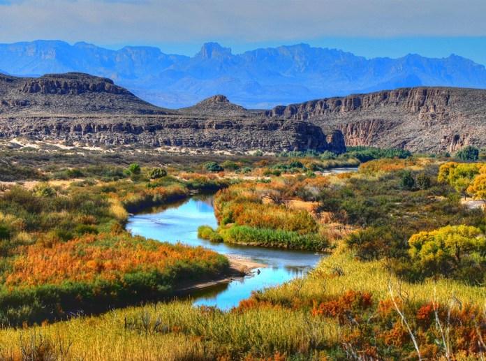 Landscape, Big Bend National park, TX.