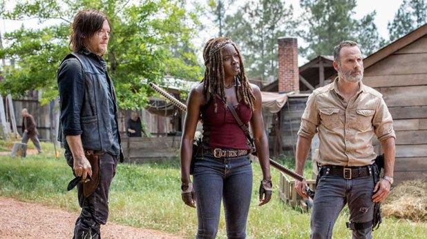 The Walking Dead / AMC