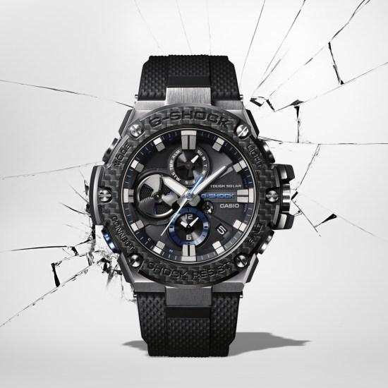 G-Shock G-Steel GSTB100XA-1A watch