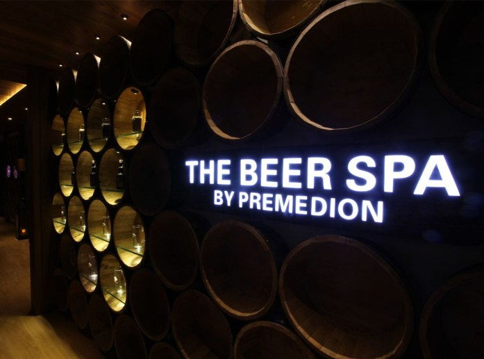 The Beer Spa