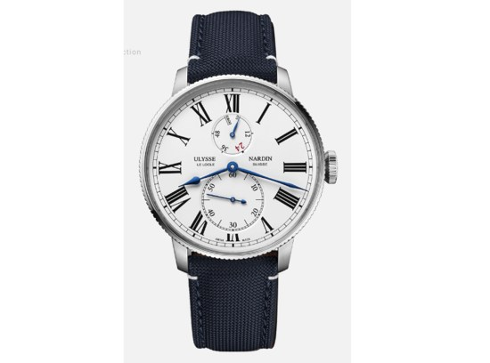 Ulysse Nardin Marine Torpilleur Military Watch