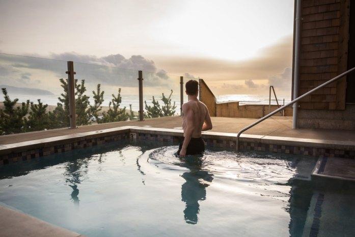 Tidepools Spa & Wellness at Headlands Lodge in Oregon