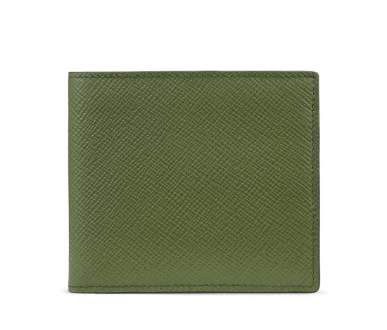Smythson Panama 6 Card Wallet