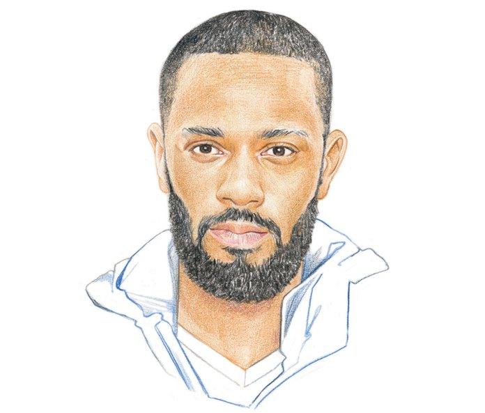 Beard Sketch