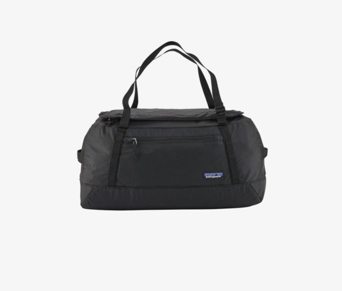 Ultralight Black Hole Duffel Bag 30L duffel bags for the gym