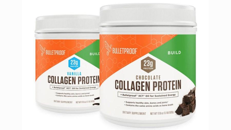 bulletproof protein