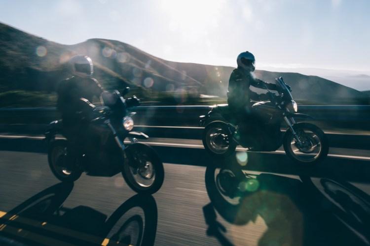 Motorcycle Marin