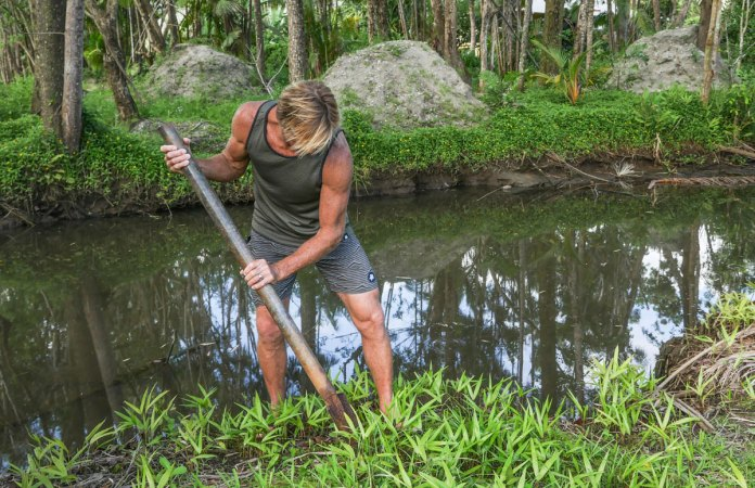 Laird Hamilton What's Cooking