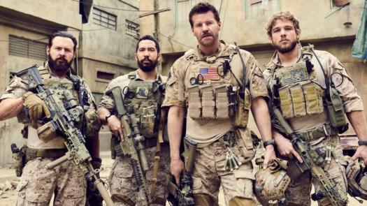 'SEAL Team,' starring David Boreanaz; workouts