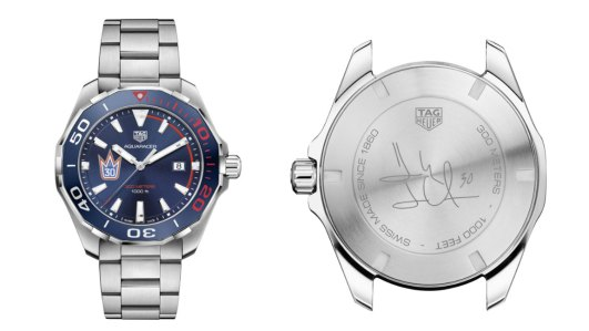 Courtesy of TAG Heuer