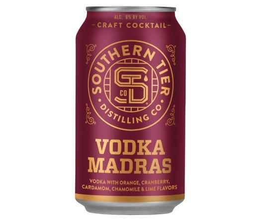 Southern Tier Distilling Vodka Madras