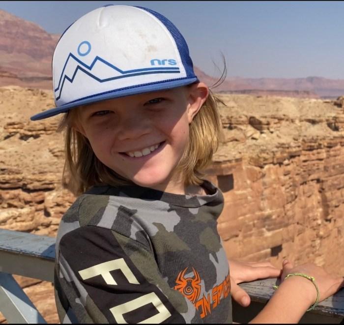 Bodie Hilleke Grand Canyon record