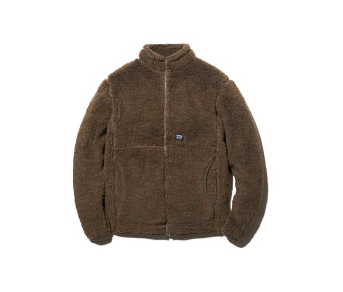 Snow Peak Wool Fleece Jacket