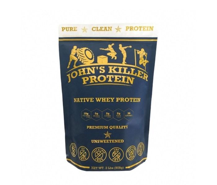John's Killer Protein