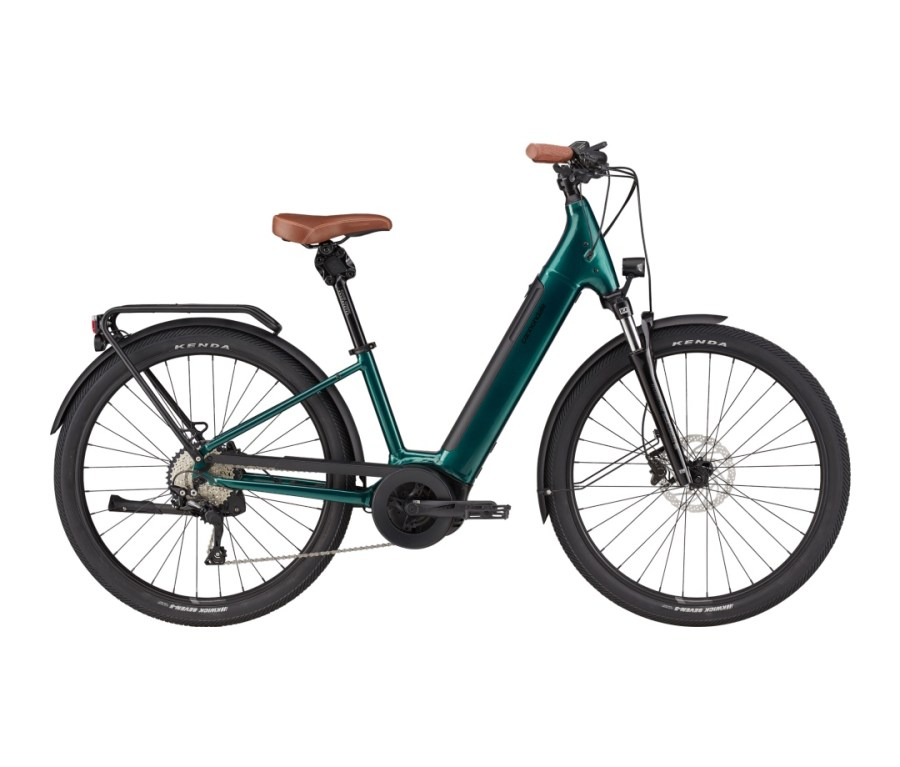 The Cannondale Adventure Neo is a great e-bike for commuting.