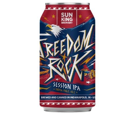 Sun King Brewery Freedom Rock