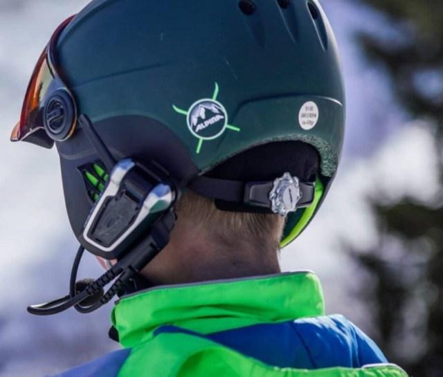 Cardo Systems Packtalk Ski