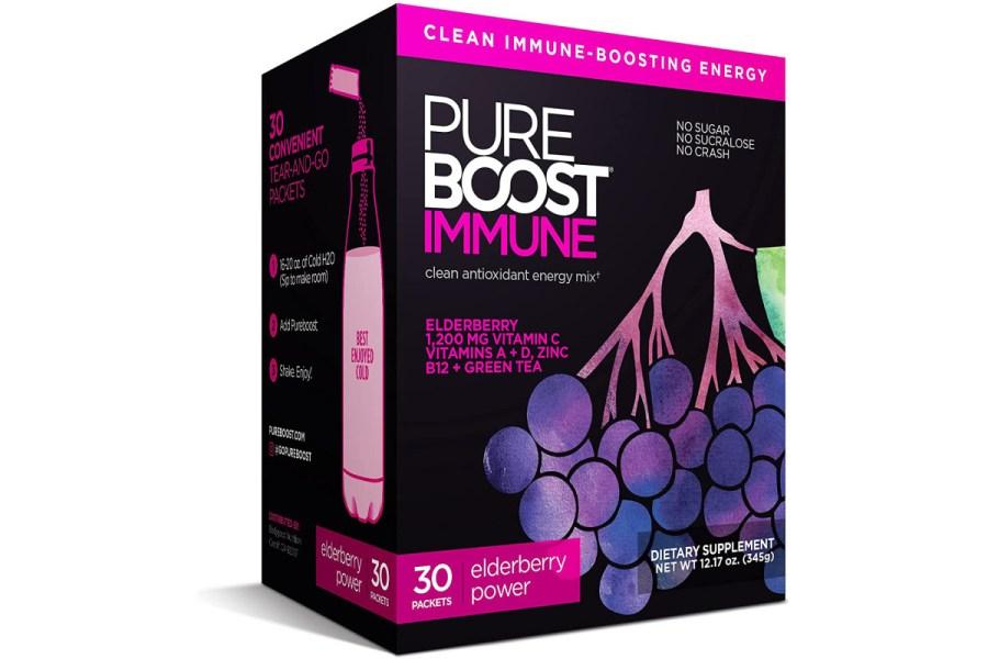 Pureboost Immune Clean Energy Drink Mix
