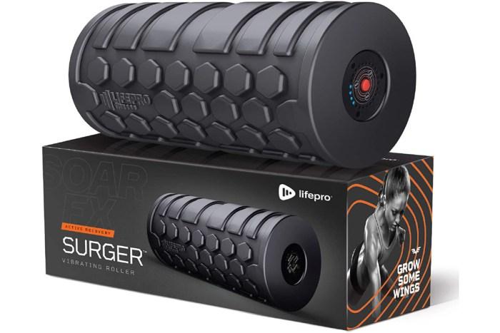 Lifepro 4-Speed Vibrating Foam Roller