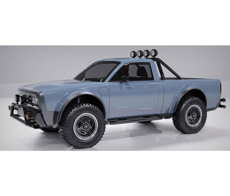 Alpha Motor Inc. Wolf Electric Truck