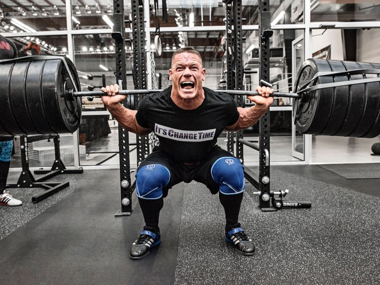 John Cena's 5 Most Important Man Laws of the Gym Every Guy Should Know